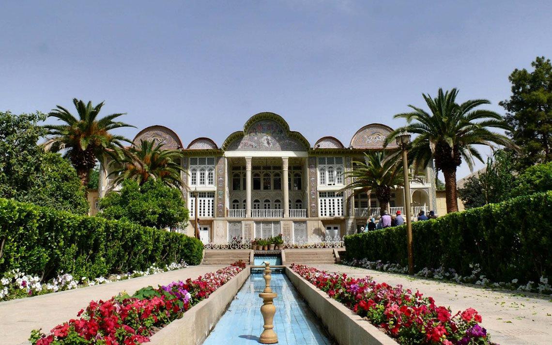 باغ ارم- یونسکو-شیراز