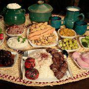 غذاهای گیلانی_گردشگری خوراک_کمیته راهنمای گردشگری خوراک