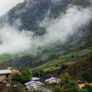 منطقه کوهستان چالوس