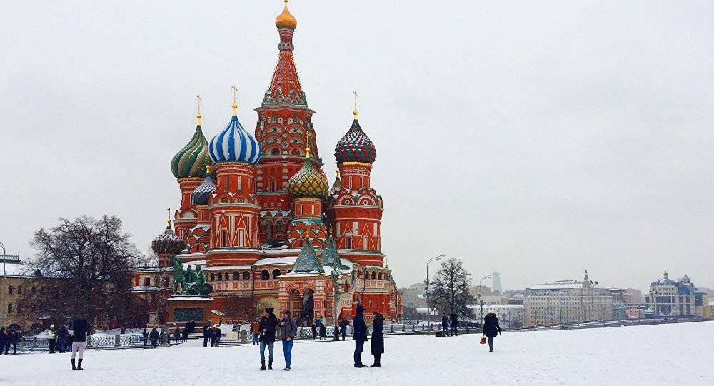کاخ کرملین در روسیه