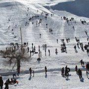 بهترین مکان های برف بازی