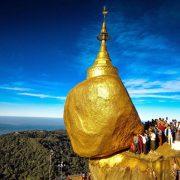 ترسناکترین معبد بودایی