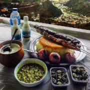 غذاهای لذیذ خاور خانم