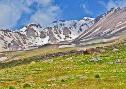 گردشگری-اردبیل-کوه های آتشفشانی-تابستان