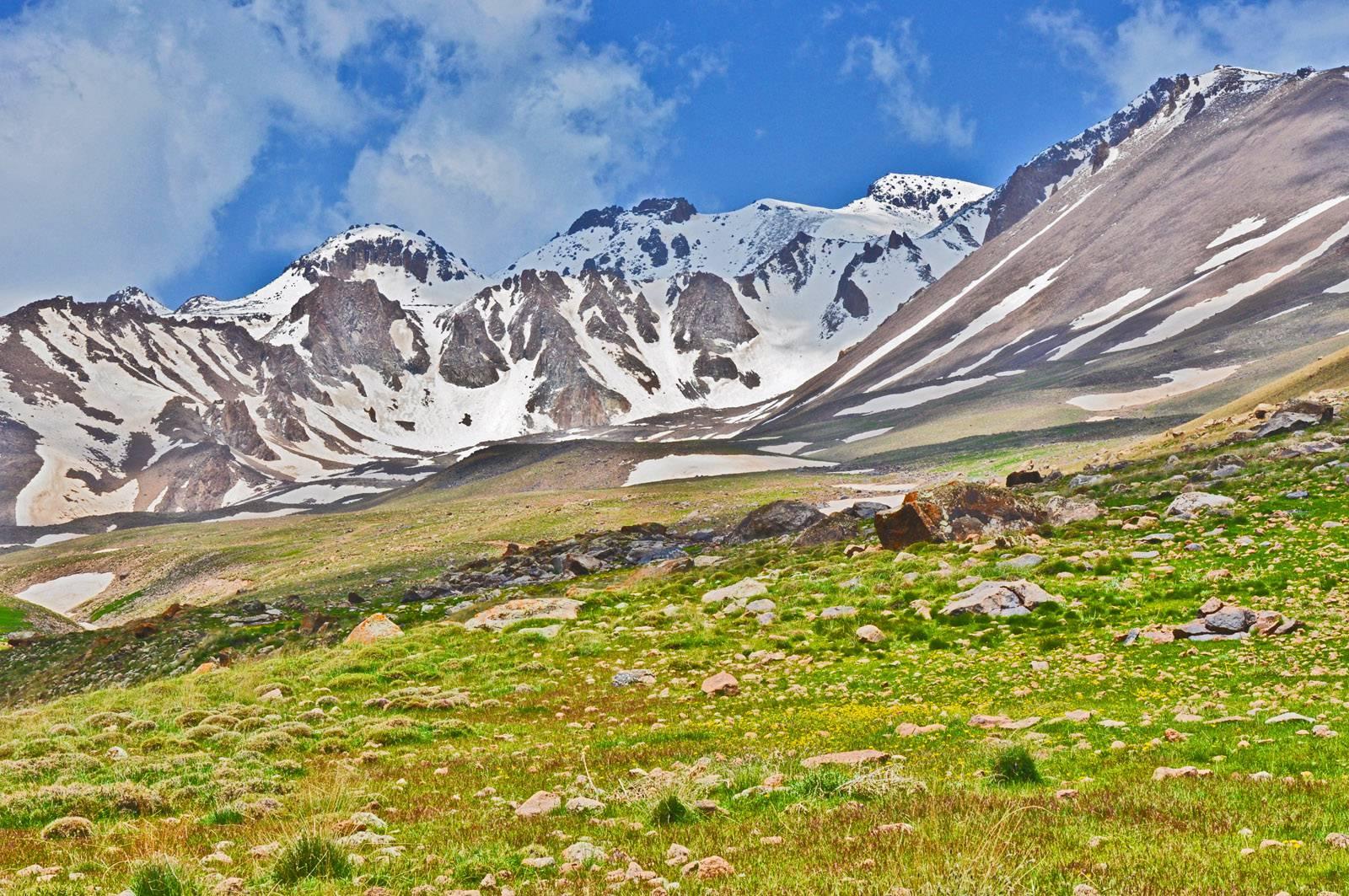 گردشگری-اردبیل-کوه های آتشفشانی