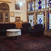 خانه_منجم_باشی-گیلان-موزه های گیلان