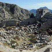 شهر-باستانی-پرگ-آنتالیا