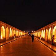 گردشگری-شب-اصفهان-گردشگری اصفهان