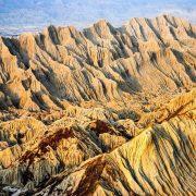 کوه-مریخی-کوههای مینیاتوری