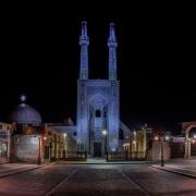 مسجد-جامع-یزد