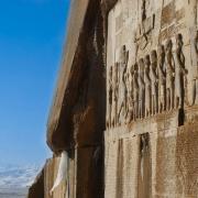 محوطه جهانی بیستون ، باارزشترین آثار تاریخی ایران