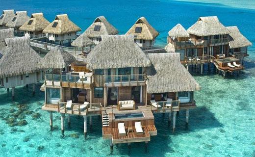 لذت سفر به جزیره تاهیتی