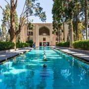 راز معماری جالب آبرسانی حمام فین کاشان