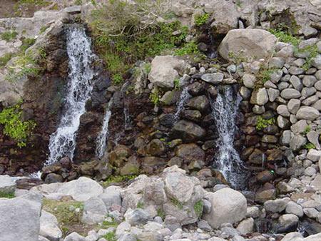 روستای تمین در سیستان و بلوچستان