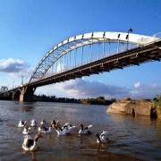 در مورد پل سفید اهواز چه میدانید؟