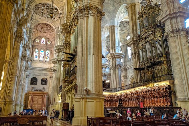 کلیسای جامع مالاگا