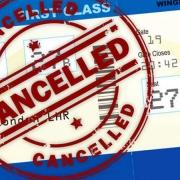 ایرلاینها لغو جریمه کنسلی بلیط را اجرا نمیکنند