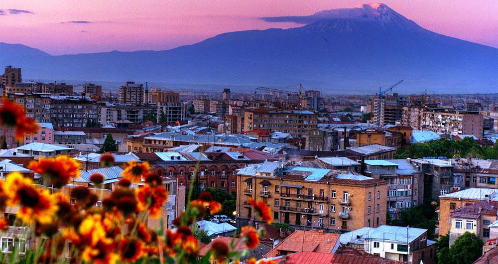 ارمنستان در بهار