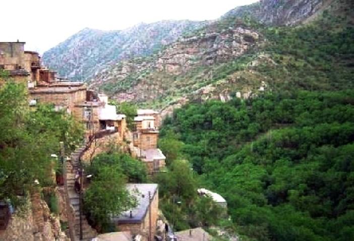 روستای ژیوار ؛ماسوله کردستان