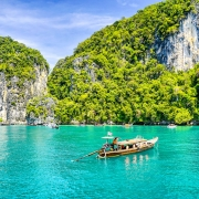 بهترین و معروف ترین جزایر تایلند