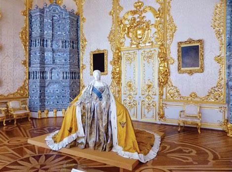 آشنایی با قصر کاترین