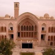 خانه تاج _ زیبای کوچک کاشان