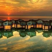 هتل دریایی ترنج کیش-سفر