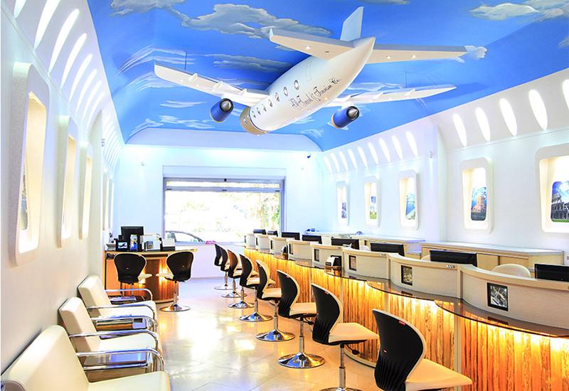 آژانسهای هواپیمایی-ایرلاین ها