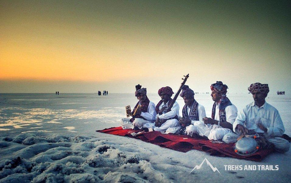 کویر نمکی هند