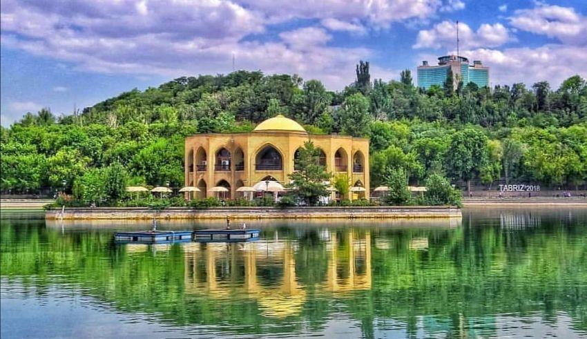 گردشگری در پهنههای آبی آذربایجان شرقی جان میگیرد
