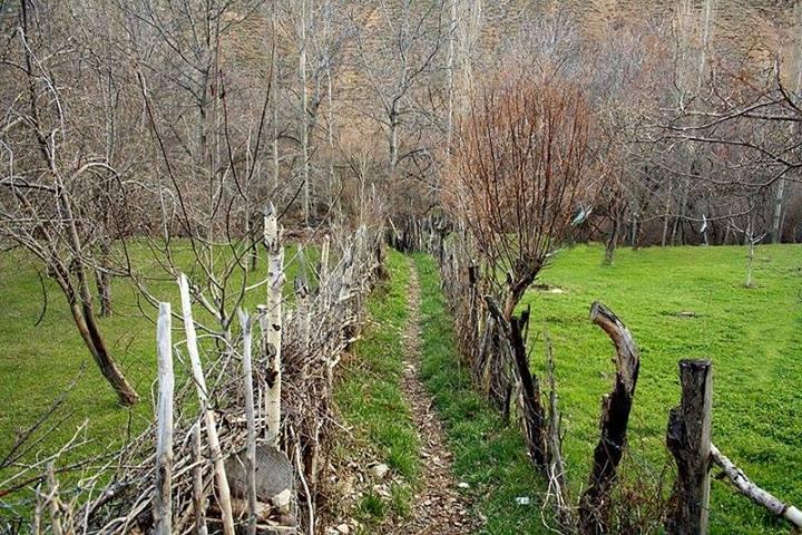 روستای گیلوان اردبیل
