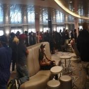 قرنطینه ۳هزار کارمند یک شرکت گردشگری آلمانی در کشتی تفریحی