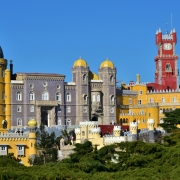 کاخ پنا در پرتغال