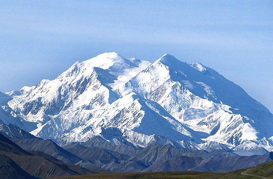 کوهستان دنالی