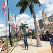 گردشگری مالزی-گردشگری داخلی