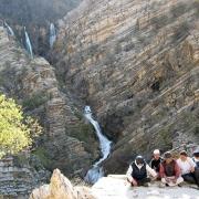 آبشار طوف کما اندیکا