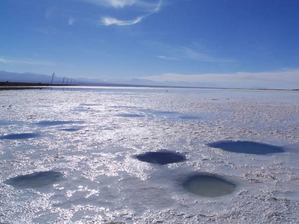دریاچهنمکچاکا