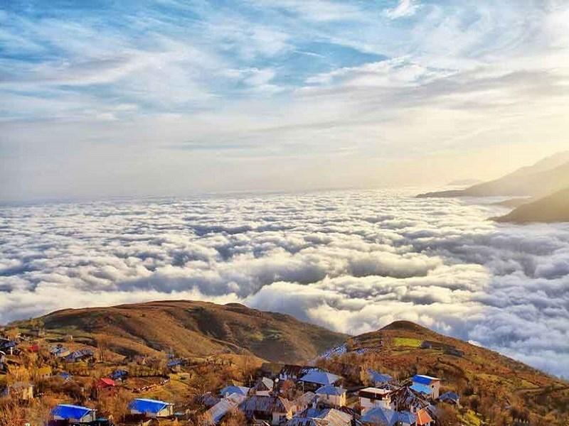 روستای فیلبند-سفرهای تابستانی