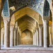 مسجد وکیل شیراز-بافت تاریخی شیراز