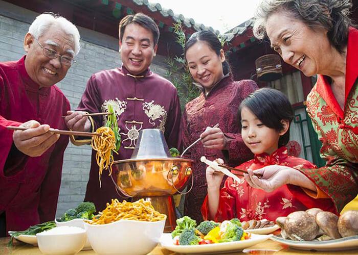 چینی ها چه غذا هایی میخورند؟