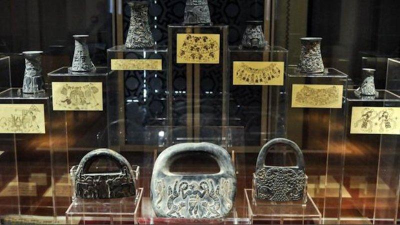 موزه جیرفت کرمان