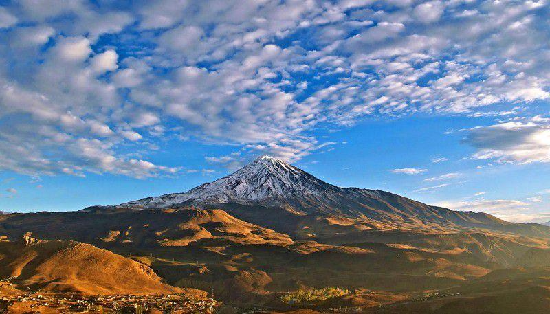 کوه دماوند-سفرهای تابستانی