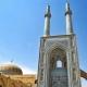 منارههای مسجد جامع یزد-شهرداری یزد
