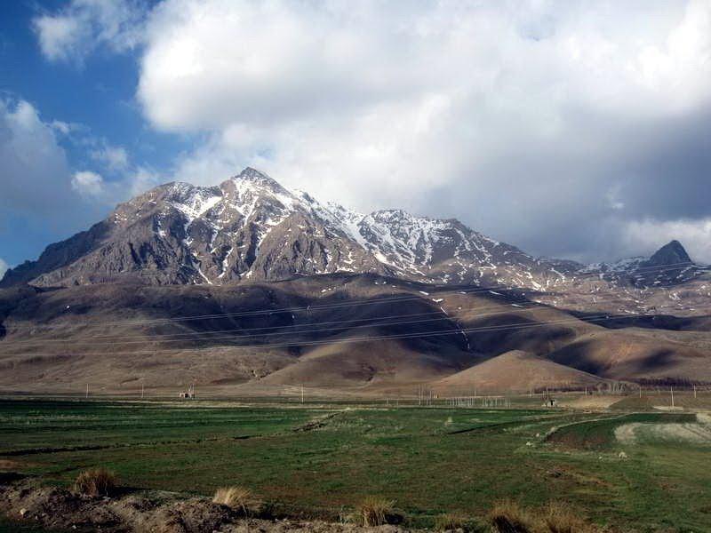 منطقه حفاظت شده سبز کوه