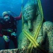 موزه زیر آب اسکندریه