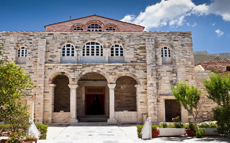 کلیسای صد در