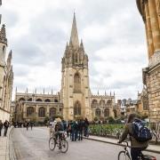 آکسفورد-پیادهروی ترین شهرهای اروپا