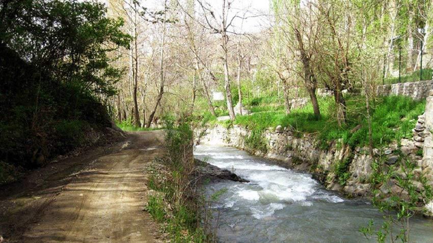 دریاچه کردان
