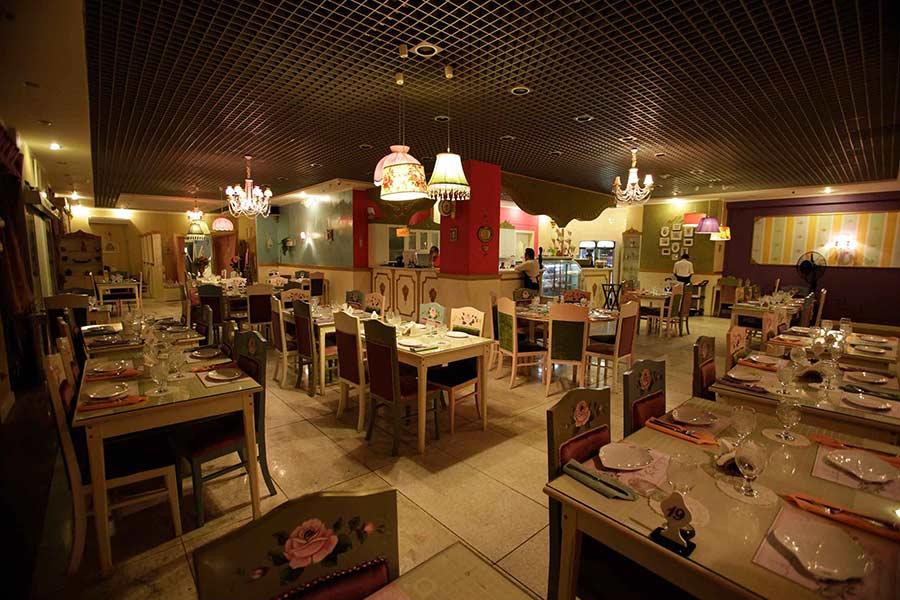 رستوران رویال استار-بهترین رستوران های کیش