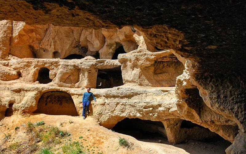 غارهای هنامه-شیروانغارهای ایران